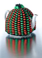 Neon tea, anyone? by foxymitts