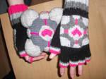 Companion Cube Gloves