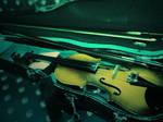 The Violin by suicidekills