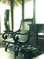 Old Chair by suicidekills