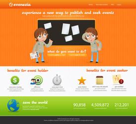 Evenesia Web