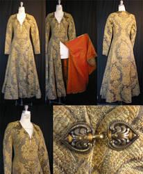 Tapestry Coat by ladyDoor