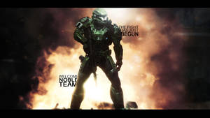 Welcome Noble Team Wallpaper