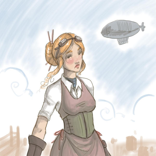 Dirigibles? by eriksonfifth