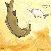 Swim by eriksonfifth