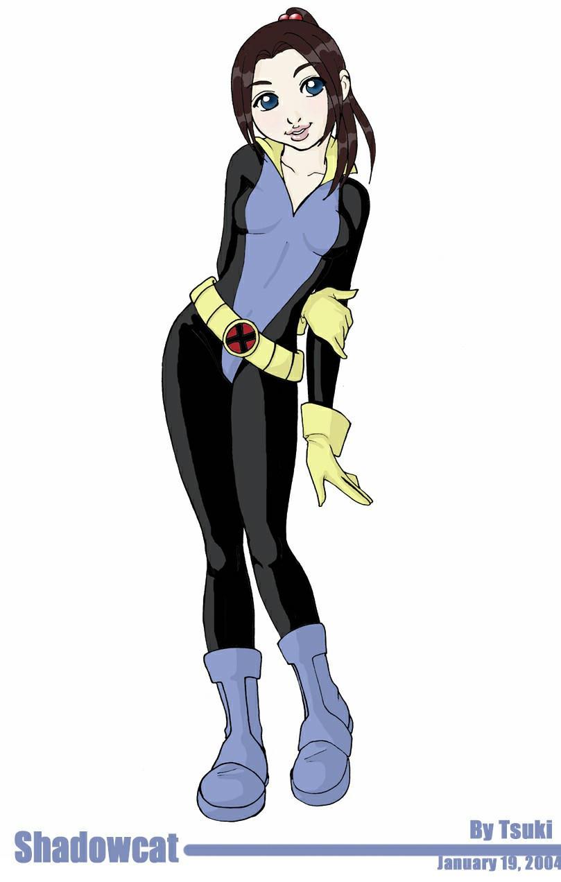 Shadowcat X Men Evolution 94