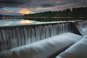 Weir Flow by timbodon