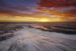 Bilgola Sunrise by timbodon