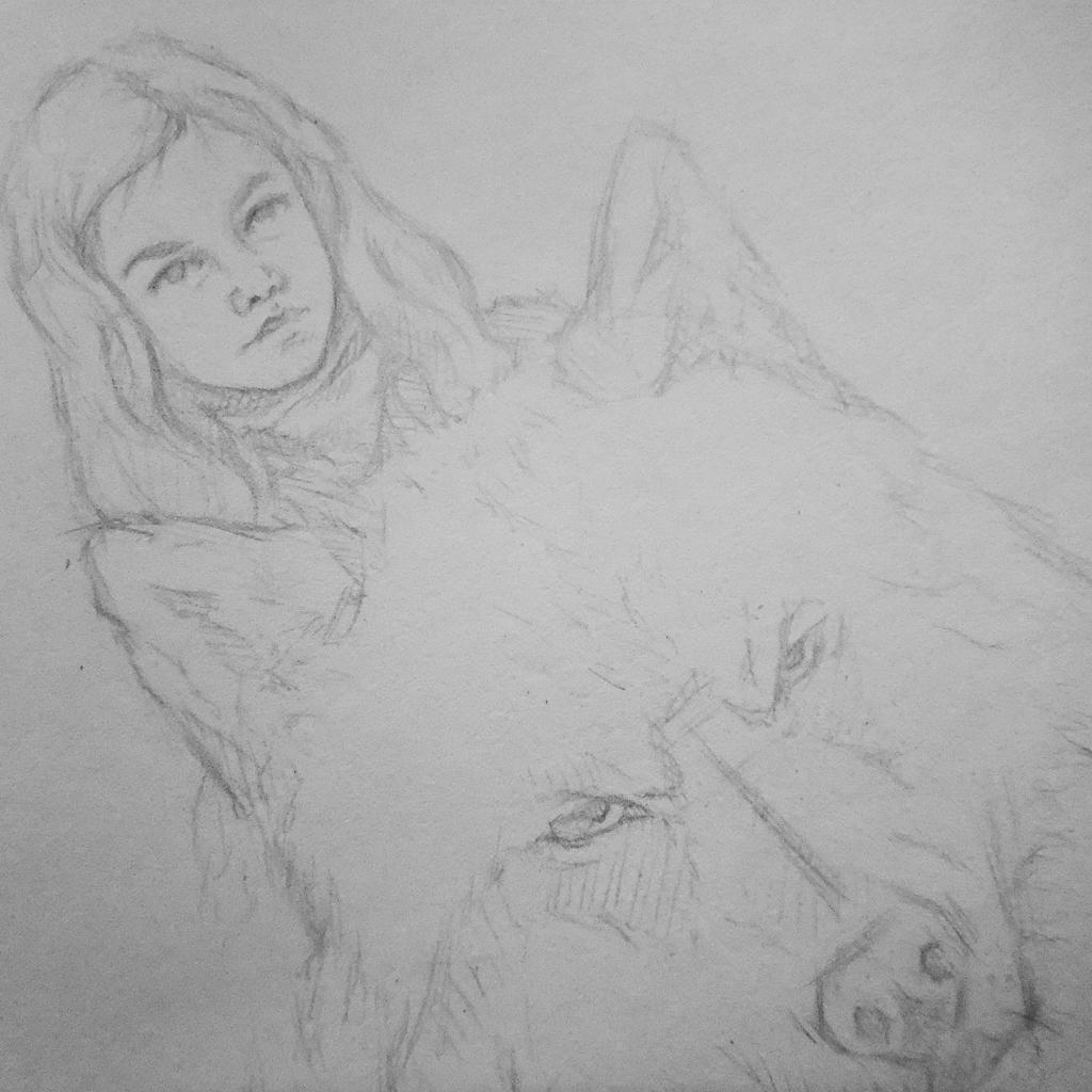 Renesmee and Jacob by AlyonaAgafonova on DeviantArt