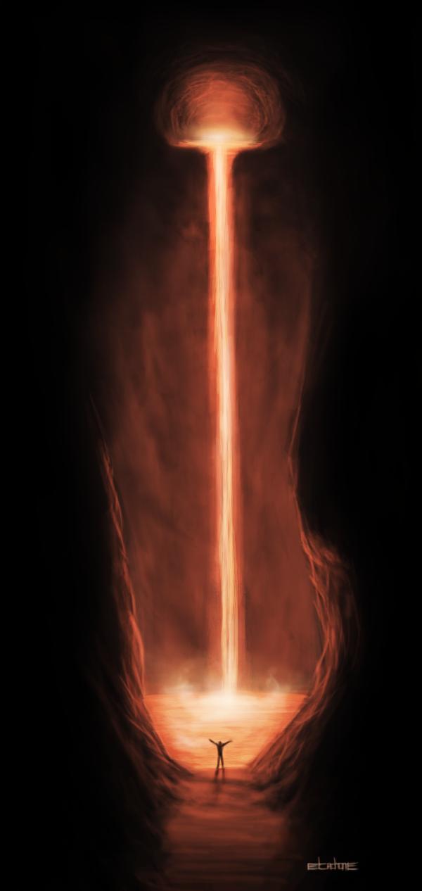 <-=] La torre inversa [=-> Magma_cave_by_ElCachone
