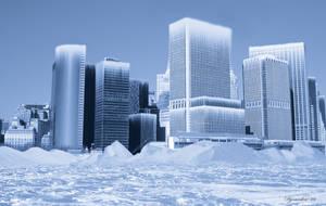A new ice age v2 by Djsanka