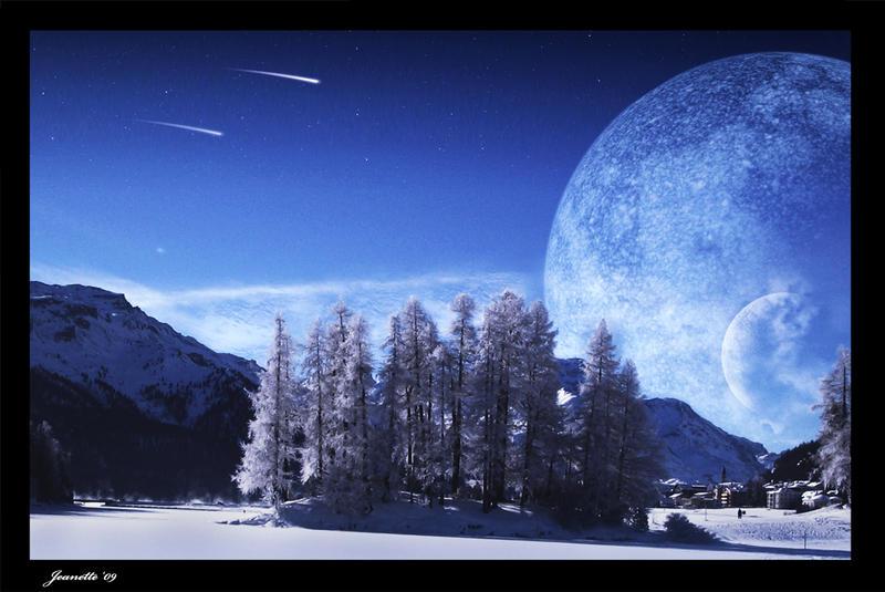Winter dream by Djsanka