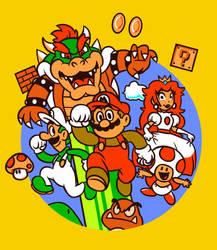 Super Mario Bros. 30th Anniversary