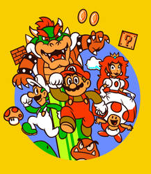 Super Mario Bros. 30th Anniversary