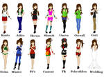 .::Sabrina Oaken Outfits::.