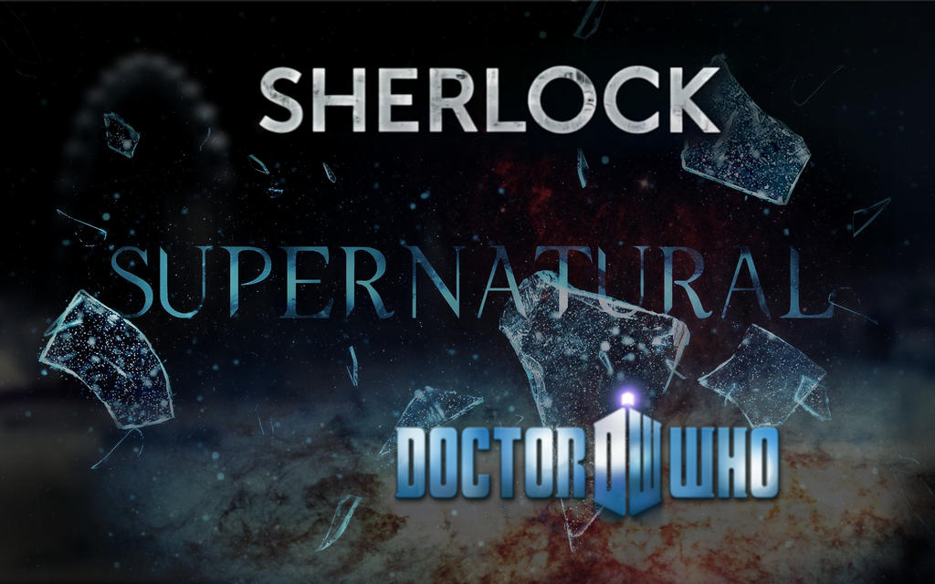 SuperWhoLock by ChaosBlacke