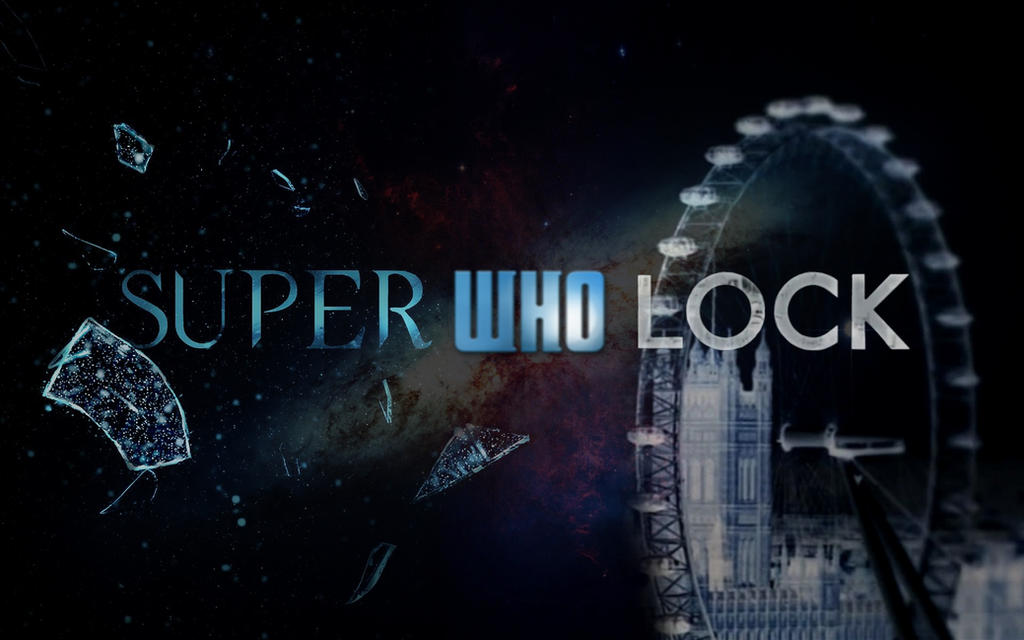 Superwholock Wallpaper by ChaosBlacke