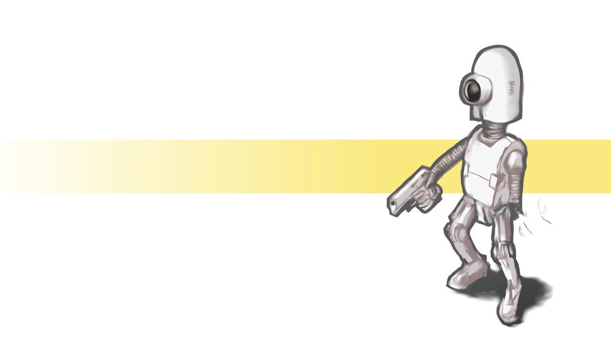 z35 el robot by gusustavo
