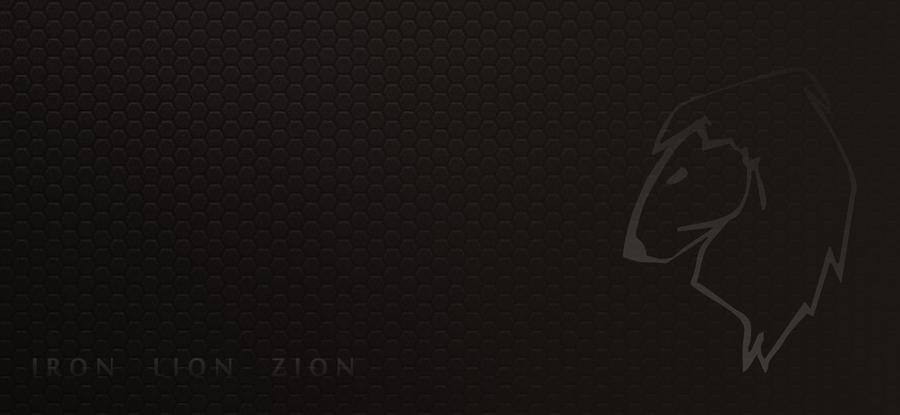 IRON LION ZION by gusustavo