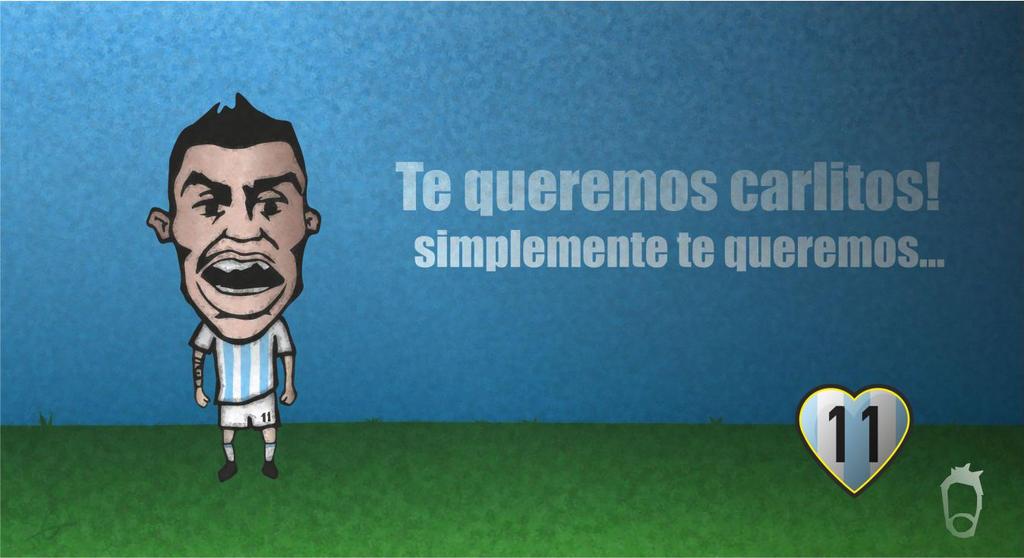 Carlito - Mundial 2014 by gusustavo