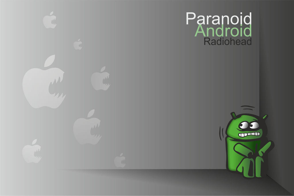 ParanoidAndroid by gusustavo