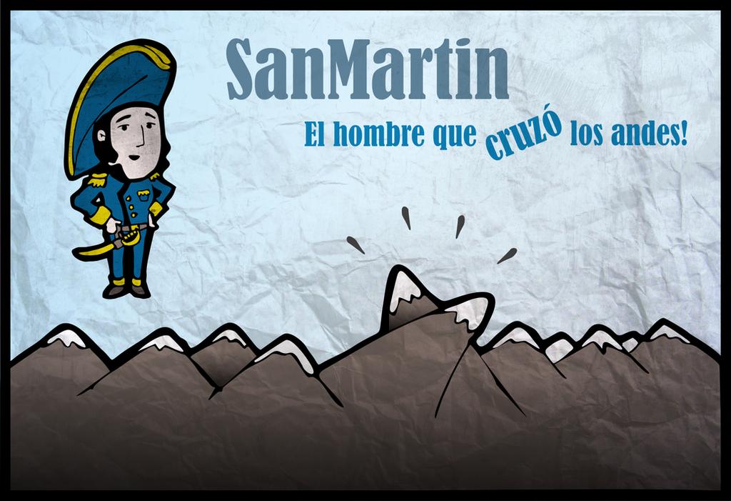 San Martin by gusustavo