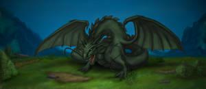 Dragon by gusustavo
