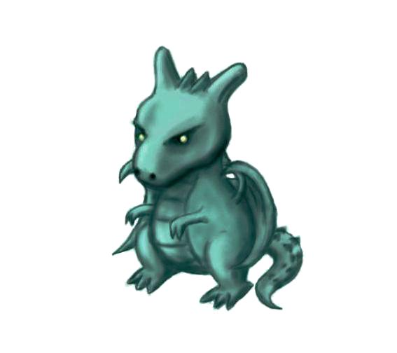 Dragon-cito by gusustavo