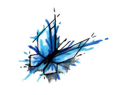 Mariposa - Butterfly 4 by gusustavo