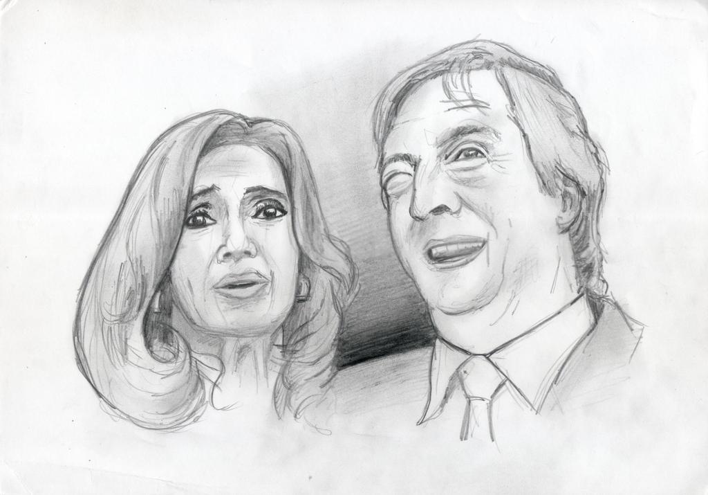 Nestor y Cristina by gusustavo