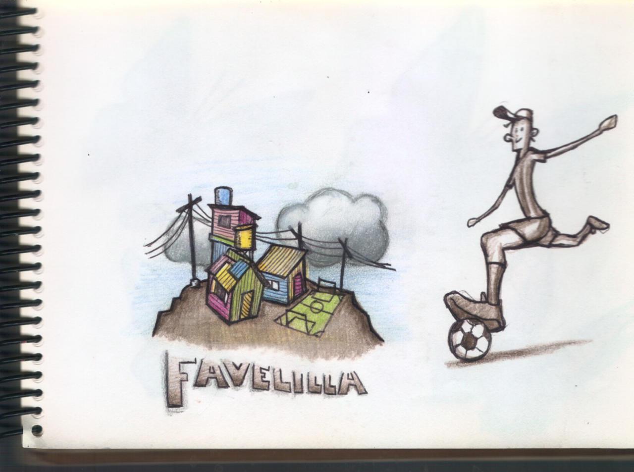 Boceto bitacora 2015 - 2015 sketch by gusustavo