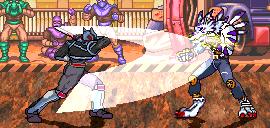 DekaMaster Sword Slash by TheGreatMatsutzu