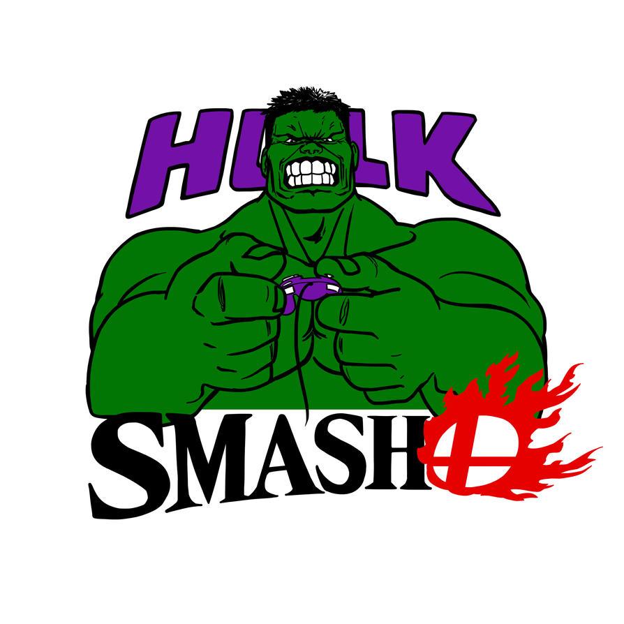 Hulk Smash! by krls81