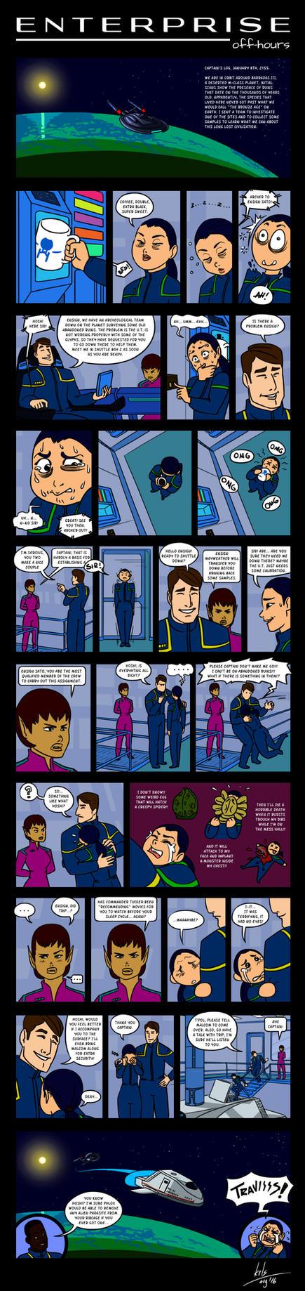 Enterprise Off Hours by krls81
