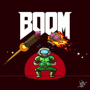 BOOM - Explosive Love!