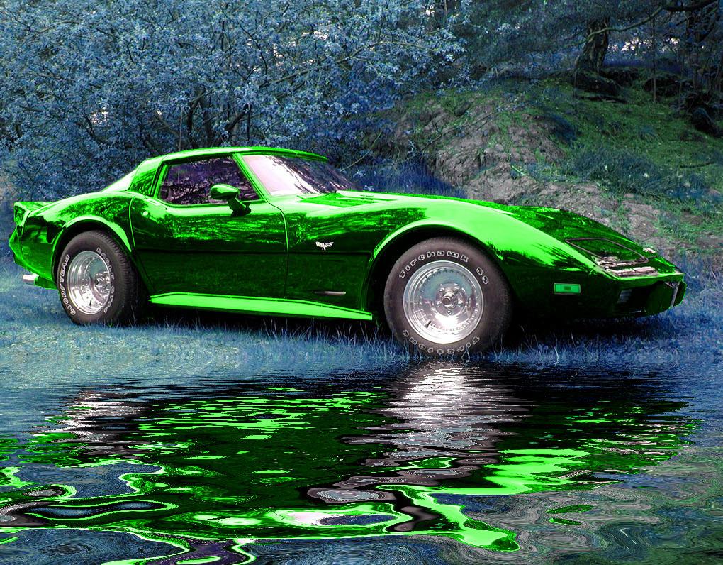 Alien Car by ~coldplaya on