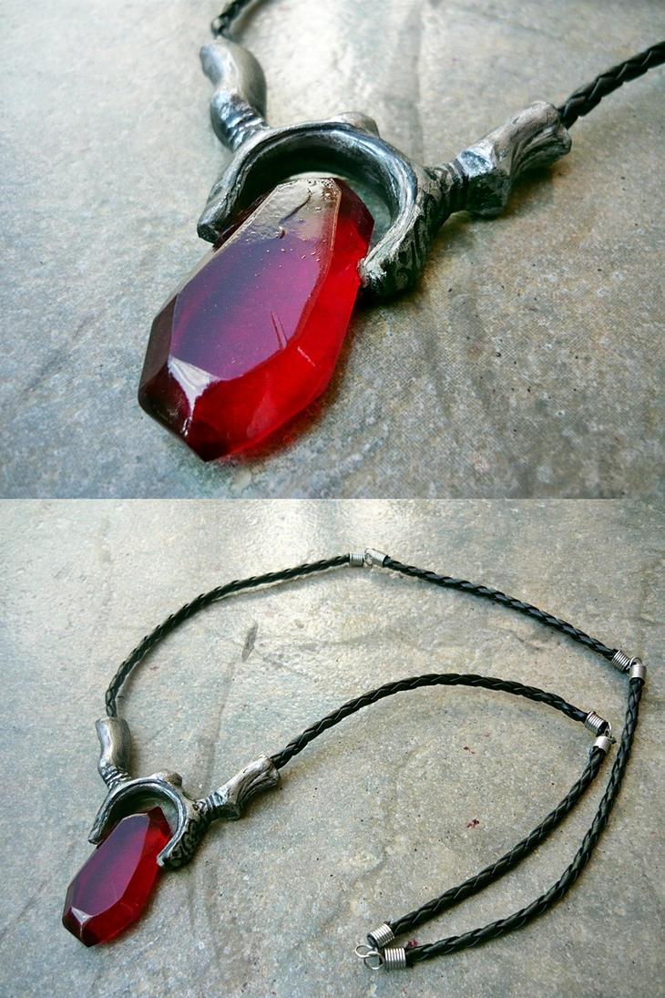 Devil my cry - dante pendant by carlosdouglas