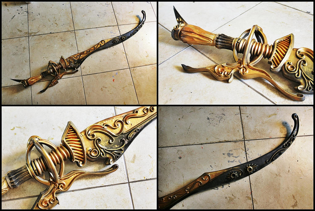 Black tears sword by carlosdouglas
