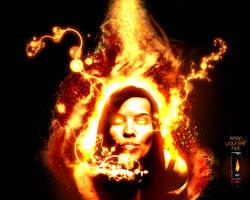 Fire Burn 01 - Ghost Ad