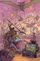 Fantasy Prone Cover by Maiolo