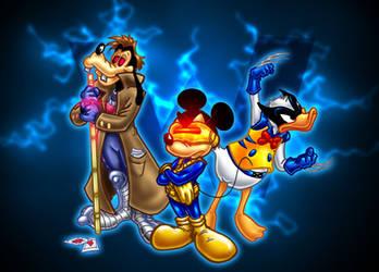 X-Disney by Maiolo