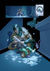 Kid Flash Halloween 2009 pg 02