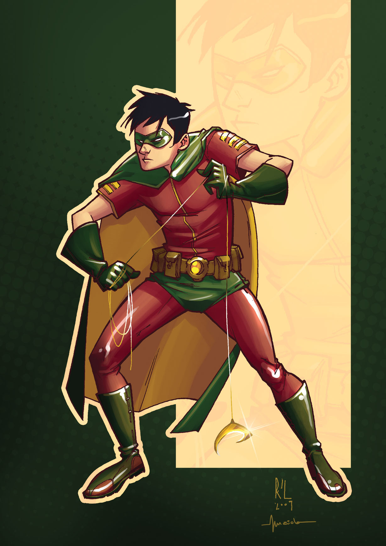 Robin by Maiolo