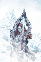 Queen Sonja 21 Cover by Maiolo
