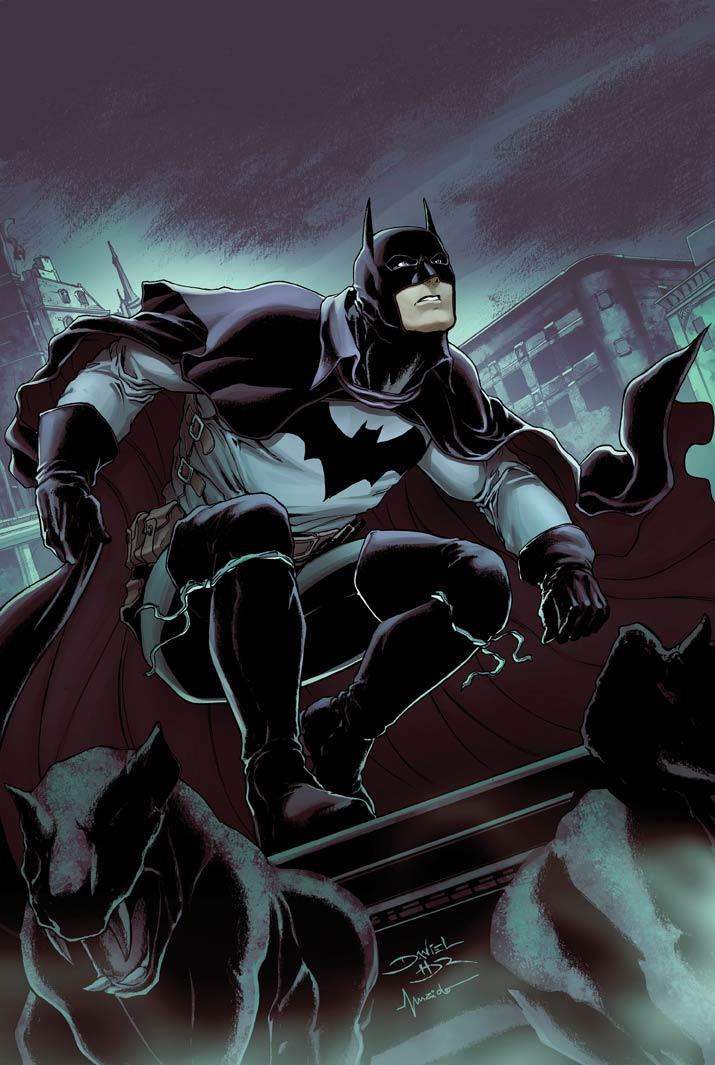 Batman by Maiolo