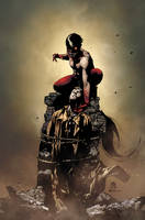 I Vampire 17 Cover by Maiolo