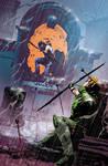 Green Arrow COVER 20 version 1