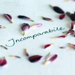 Incomparabile by notoca