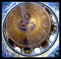 Christ Pantocrator by maska13