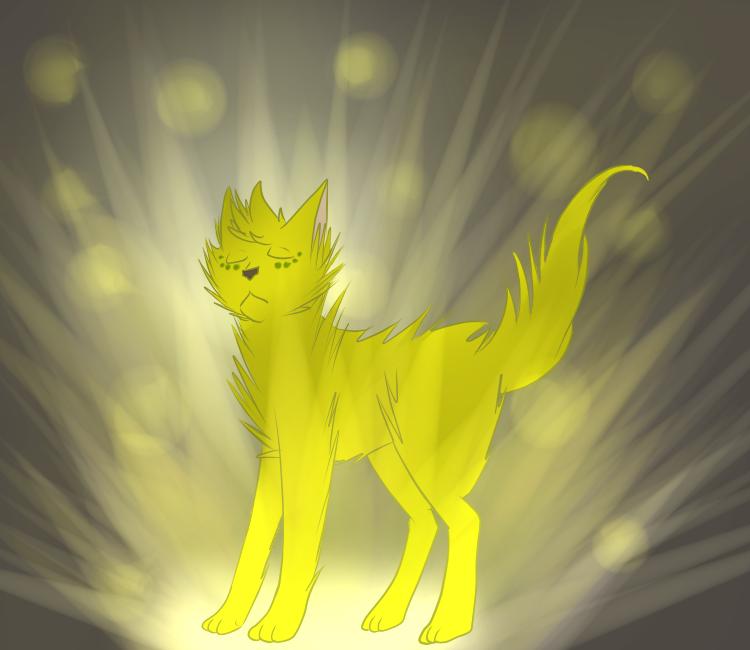 Drop it! {Marieke's art-dump-topic} The_yellow_star_by_akumakitties-d83ejay